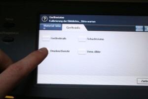 Samsung Zählerstandsmeldung