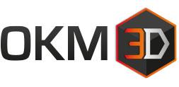 okm3d 3d-drucker online handel oberfanken
