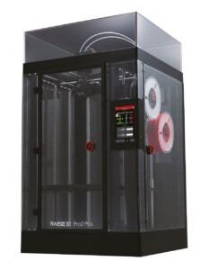 Raise3D Pro2 plus 3D-Drucker mit Dual-Extruder